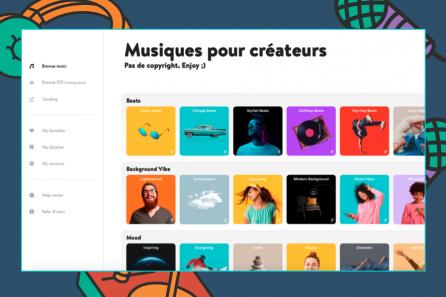 Musiques de dingue libres de droits pour YouTubers et Créateurs