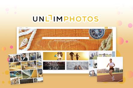Unlimphotos – 10 Millions de photos libres de droits avec accès à vie !