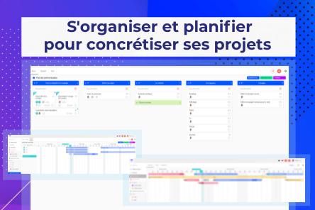 Planifier visuellement ses projets et la gestion de ses activités pro et perso !