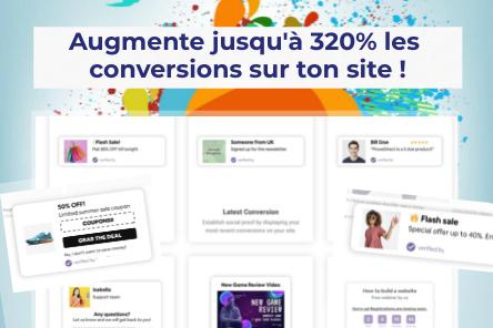 Convertir les visiteurs de son site en clients grâce aux preuves sociales !