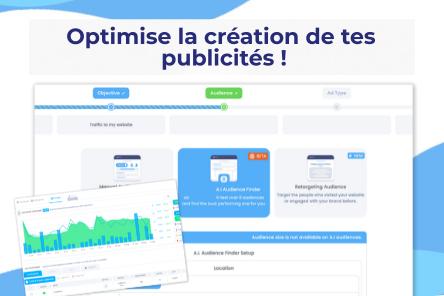 Créer et gérer ses publicités Facebook, Instagram et Google