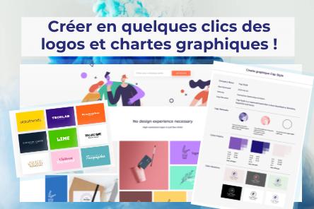 Générer des logos et chartes graphiques avec l'intelligence artificielle !